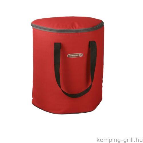 Basic Cooler 15 L (piros) hűtőtáska